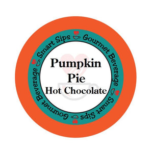 smart sips coffee pumpkin pie hot chocolate keurig k-cup kcup