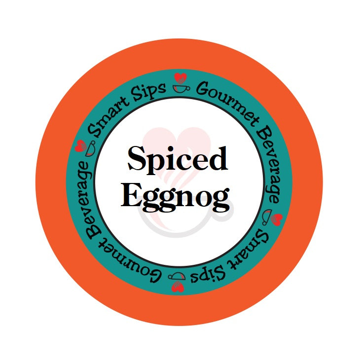 spiced eggnog flavored coffee keurig kcup k-cup single serve