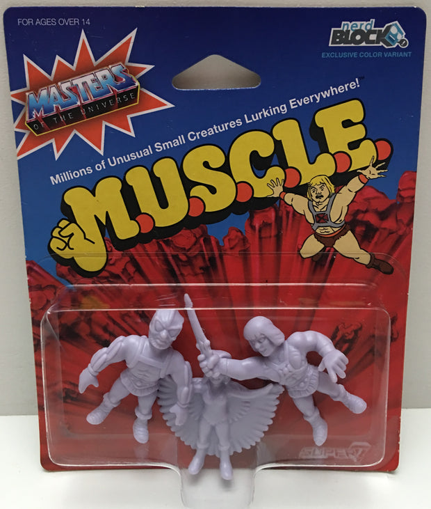 (TAS000951) - 2016 Mattel Masters Of The Universe He-Man M.U.S.C.L.E.