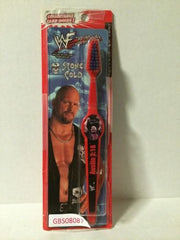 (TAS030543) - WWF WWE WCW nWo Wrestling Toothbrush - Stone Cold Steve Austin, , Bath, Wrestling, The Angry Spider Vintage Toys & Collectibles Store