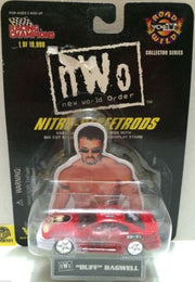 "(TAS006101) - WCW WWE WWF Wrestling Racing Champions 1/64 Car - ""Buff"" Bagwell, , Trucks & Cars, Racing Champions, The Angry Spider Vintage Toys & Collectibles Store"