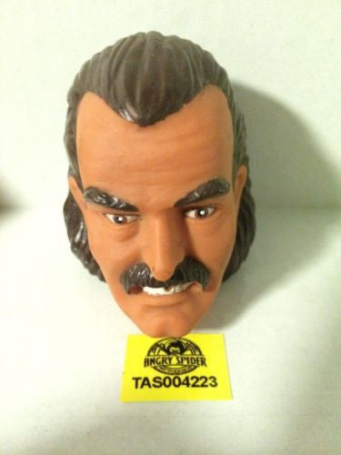 (TAS004223) - WWF WWE WCW nWo LJN Wrestling Squirt Heads - Jake the Snake, , Wrestling, Wrestling, The Angry Spider Vintage Toys & Collectibles Store