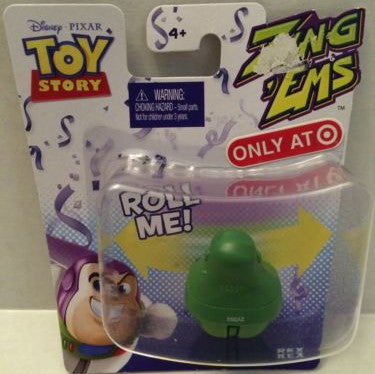 (TAS003459) - Disney Pixar Toy Story - Zing'ems - Rex, , Action Figure, Disney, The Angry Spider Vintage Toys & Collectibles Store