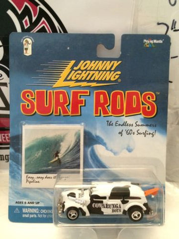 (TAS004186) - Johnny Lightning Surf Rods - Cowabunga Boys, , Cars, Hot Wheels, The Angry Spider Vintage Toys & Collectibles Store