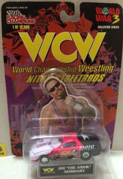 "(TAS006135) - WWF WCW nWo WWE Nitro-Streetrods - Jim ""The Anvil"" Neidhart, , Trucks & Cars, Racing Champions, The Angry Spider Vintage Toys & Collectibles Store"