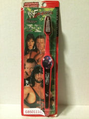 (TAS030535) - WWF WWE WCW nWo Wrestling Toothbrush - D Generation X, , Bath, Wrestling, The Angry Spider Vintage Toys & Collectibles Store