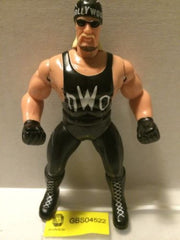 (TAS030840) - WWE WWF WCW NWO LJN Wrestling OSFTM Figure - Hollywood Hogan, , Action Figure, Wrestling, The Angry Spider Vintage Toys & Collectibles Store