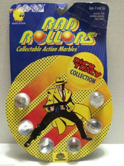 (TAS006963) - 1990 Spectra Star Rad Rollors Marbles - Dick Tracy Collection, , Marbles, Spectra Star, The Angry Spider Vintage Toys & Collectibles Store