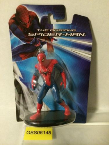 (TAS030739) - The Amazing Spider-Man Standing Figure - Peter Parker / Spi, , Action Figure, Spiderman, The Angry Spider Vintage Toys & Collectibles Store