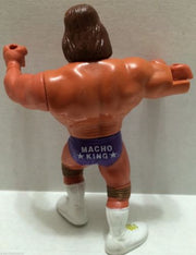 "(TAS004938) - WWF WWE WCW 1991 Titan Hasbro LJN - Randy ""Macho King"" Savage, , Action Figure, Wrestling, The Angry Spider Vintage Toys & Collectibles Store  - 4"