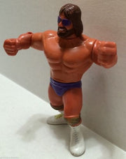 "(TAS004938) - WWF WWE WCW 1991 Titan Hasbro LJN - Randy ""Macho King"" Savage, , Action Figure, Wrestling, The Angry Spider Vintage Toys & Collectibles Store  - 3"