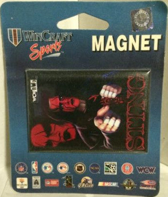 (TAS000046) - Wincraft Sports - WCW nWo Wrestling Magnet - Sting, , Magnet, Wrestling, The Angry Spider Vintage Toys & Collectibles Store