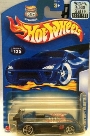 (TAS000743) - Hot Wheels Mattel - Panoz LMP-1 Roadster S, , Cars, Hot Wheels, The Angry Spider Vintage Toys & Collectibles Store