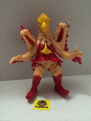 (TAS006185) - Power Rangers Action Figure - Unknown Chicken Bird Bad Guy Figure, , Action Figure, n/a, The Angry Spider Vintage Toys & Collectibles Store