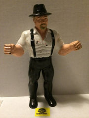 (TAS004711) - WWE WWF WCW NWO LJN OSFTM Wrestling Figure - Big Bubba Rogers, , Action Figure, Wrestling, The Angry Spider Vintage Toys & Collectibles Store