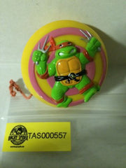 (TAS000557) - TMNT Teenage Mutant Ninja Turtles Yo-Yo - Raphael, , Yo-Yo, TMNT, The Angry Spider Vintage Toys & Collectibles Store