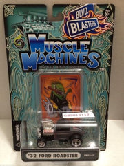 (TAS030794) - Muscle Machines Die Cast Car - '32 Ford Roadster, , Cars, Muscle Machines, The Angry Spider Vintage Toys & Collectibles Store