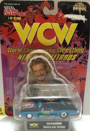 (TAS006195) - WWF WCW nWo WWE Nitro-Streetrods - Diamond Dallas Page, , Trucks & Cars, Racing Champions, The Angry Spider Vintage Toys & Collectibles Store