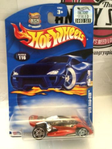 (TAS004202) - Hot Wheels - Open Road-ster - Collector #116, , Cars, Hot Wheels, The Angry Spider Vintage Toys & Collectibles Store