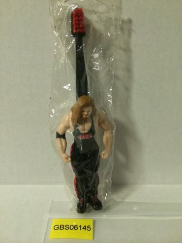 (TAS030540) - WWE WWF WCW LJN Wrestling Toothbrush - Kevin Nash, , Bath, Wrestling, The Angry Spider Vintage Toys & Collectibles Store