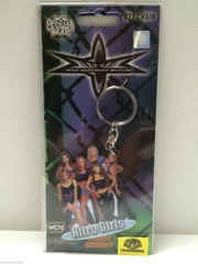 (TAS006609) - WWE WWF WCW Wreslting Nitro Girls Key Chain, , Key Chain, Wrestling, The Angry Spider Vintage Toys & Collectibles Store