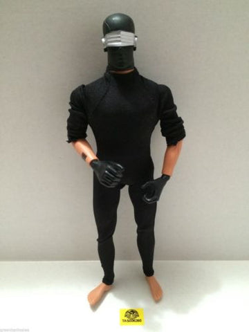 (TAS006260) - G.I. Joe Action Figure - Snake Eyes, , Action Figure, n/a, The Angry Spider Vintage Toys & Collectibles Store
