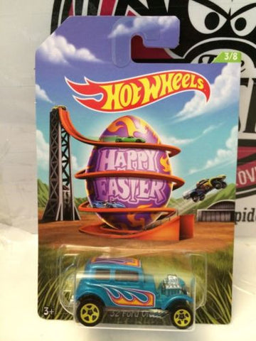 (TAS004234) - Hot Wheels Happy Easter 3/8, , Cars, Hot Wheels, The Angry Spider Vintage Toys & Collectibles Store