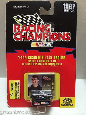 (TAS009096) - 1997 Racing Champions Die-Cast Car - Buckshot Jones, , Cars, Nascar, The Angry Spider Vintage Toys & Collectibles Store