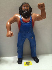"(TAS004326) - WWE WWF WCW Wrestling LJN 8"" Action Figure - Hillbilly Jim, , Action Figure, Wrestling, The Angry Spider Vintage Toys & Collectibles Store"