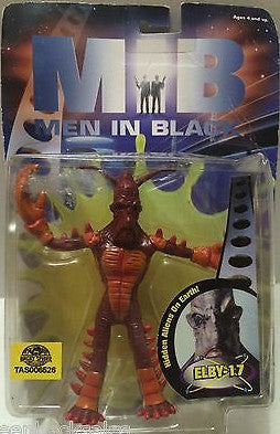 (TAS006526) - Men In Black Collectible Figure - ELBY - 17, , Action Figure, n/a, The Angry Spider Vintage Toys & Collectibles Store