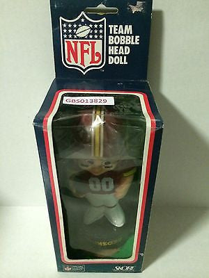 (TAS030707) - NFL Football Team Bobble Head Doll - Redskins, , Bobblehead, NFL, The Angry Spider Vintage Toys & Collectibles Store