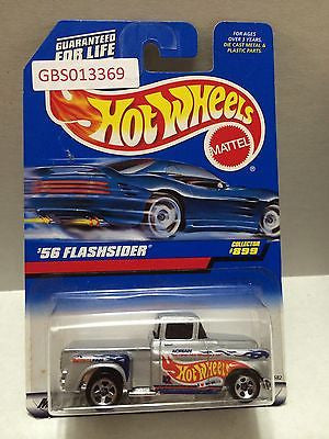 (TAS030918) - Hot Wheels '56 Flashsider - Collector #899, , Cars, Hot Wheels, The Angry Spider Vintage Toys & Collectibles Store