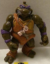 (TAS003780) - Playmates TMNT Teenage Mutant Ninja Turtle Figure - Donatello, , Sports, Varies, The Angry Spider Vintage Toys & Collectibles Store