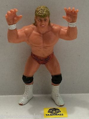 (TAS005422) - WWE WWF WCW nWo Wrestling Galoob Action Figure - Brian Pillman, , Sports, Varies, The Angry Spider Vintage Toys & Collectibles Store