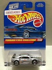 (TAS030986) - Mattel Hot Wheels Car - Ferrari F355, , Cars, Hot Wheels, The Angry Spider Vintage Toys & Collectibles Store
