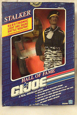 (TAS031124) - G.I. Joe Action Figure  Hall of Fame - Stalker - 1992, , Action Figure, G.I Joe, The Angry Spider Vintage Toys & Collectibles Store