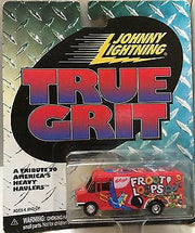 (TAS006771) - Johnny Lightning Die-Cast True Grit - Fruit Loops, , Trucks & Cars, Johnny Lightning, The Angry Spider Vintage Toys & Collectibles Store