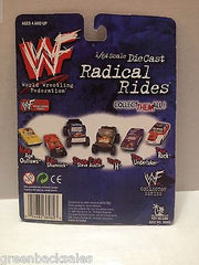 (TAS005486) - 1999 WWF Radical Rides Diecast Replica - The Rock, , Other, Racing Champions, The Angry Spider Vintage Toys & Collectibles Store  - 2