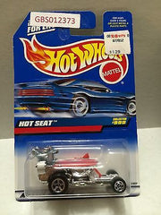 (TAS030870) - Hot Wheels Hot Seat Collector #999, , Cars, Hot Wheels, The Angry Spider Vintage Toys & Collectibles Store