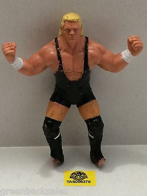 (TAS005278) - WWE WWF WCW nWo Wrestling Galoob Action Figure - Sid Vicious, , Sports, Varies, The Angry Spider Vintage Toys & Collectibles Store