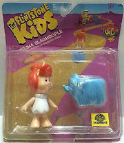 (TAS006010) - The Flintstone Kids Action Figure - Wilma Slaghoople, , Action Figure, The Flintstones, The Angry Spider Vintage Toys & Collectibles Store