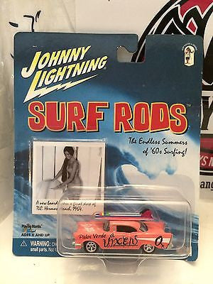 (TAS004835) - Johnny Lightning Surf Rods - Palos Verde Vixens, , Cars, Johnny Lightning, The Angry Spider Vintage Toys & Collectibles Store