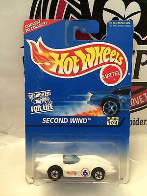 (TAS004941) - Hot Wheel Second Wind - Collector #527, , Cars, Hot Wheels, The Angry Spider Vintage Toys & Collectibles Store