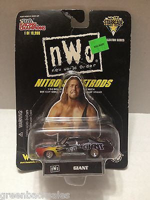 (TAS009066) - 1999 Racing Champions nWo Nitro-Street Rod Car - Giant, , Diecast-Modern Manufacture, Racing Champions, The Angry Spider Vintage Toys & Collectibles Store  - 1