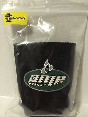 (TAS000834) - Amp Energy Drink Can Holder Dale Earnhardt Jr., , Drinkware, NASCAR, The Angry Spider Vintage Toys & Collectibles Store