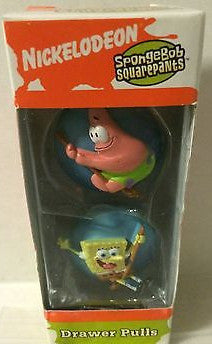 (TAS000081) - Nickelodeon Spongbob Squarepants Drawer Pulls, , Other, SpongeBob, The Angry Spider Vintage Toys & Collectibles Store