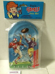 "(TAS030532) - Fun n' Games ""Join Me"" Pinball Game - Football, , Game, NFL, The Angry Spider Vintage Toys & Collectibles Store"