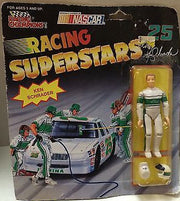 (TAS004386) - Racing Champions Racing Superstars Nascar - Ken Shrader #25, , Action Figure, NASCAR, The Angry Spider Vintage Toys & Collectibles Store