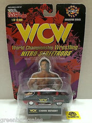 (TAS006110) - WWF WCW nWo WWE Nitro-Streetrods - Chris Benoit, , Trucks & Cars, Racing Champions, The Angry Spider Vintage Toys & Collectibles Store