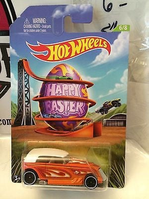 (TAS004376) - Hot Wheels Happy Easter 6/8, , Cars, Hot Wheels, The Angry Spider Vintage Toys & Collectibles Store